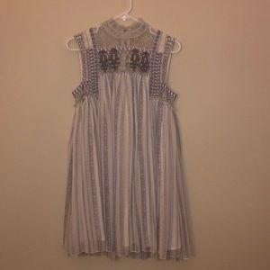 Free People Boho Flowy Dress Size Small VGUC